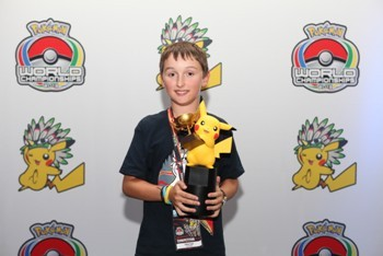 Pokémon TCG Junior Champion