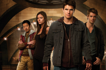 Cast of The Tomorrow People