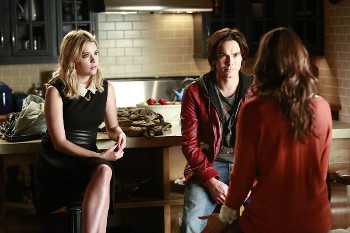 Caleb and Hanna can't agree on anything this week