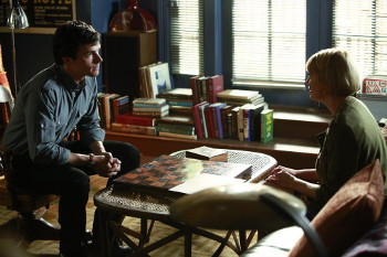 Ezra discovers that he's not Malcolm's dad