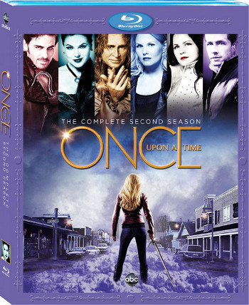 Once Upon A Time: The Complete Second Season on DVD and Blu-ray