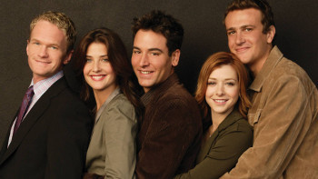 How I Met Your Mother is all about a group of BFFs