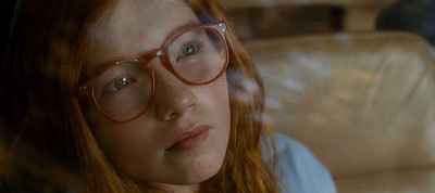Tween Grace (Annalise Basso) dreams about fun at camp
