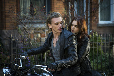 Jace and Clary ride into their uncertain future