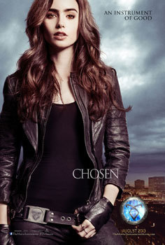 Lily as Clary