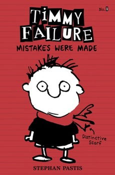 Book Review: Timmy Failure #1: Mistakes Were Made