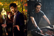 Shadowhunter and Warlock: Kevin Zegers and Godfrey Gao