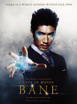 Poster of Godfrey as Magnus