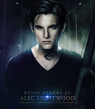 Poster of Kevin as Alec