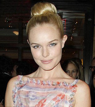 Kate Bosworth looks perfectly polished