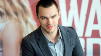 Nicholas Hoult starred in zombie comedy-romance Warm Bodies