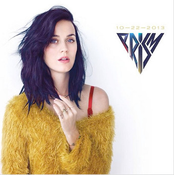 Prism is Katy Perry's latest offering