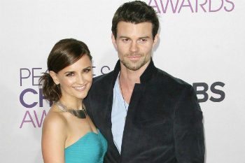 Rachael Leigh Cook and Daniel Gilles