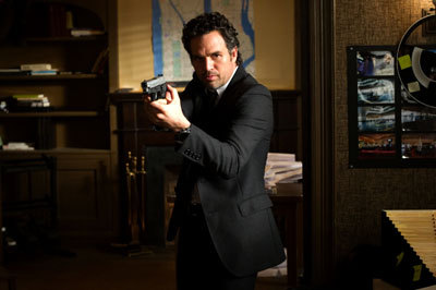 Mark Ruffalo as FBI agent Rhodes
