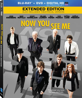 Now You See Me cover art