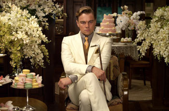 A nervous Gatsby