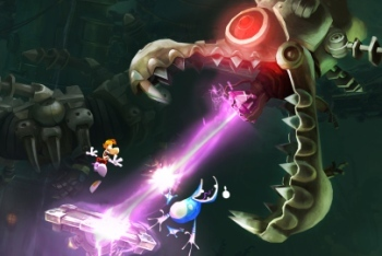 Rayman Legends Boss Fight