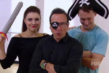 Jenna, Tucker and Jean Marc