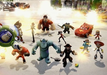 Mr. Incredible, Sully, Ralph, they're all here! Who will YOU choose?