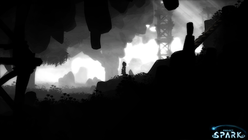 Want to make a game like, Limbo? Go for it!