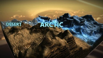 Start with Arctic, Desert, Jungles and more