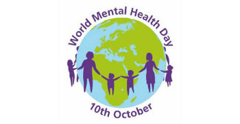 World Mental Health Day is October 10th