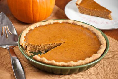 Sugar-Free Pumpkin Pie