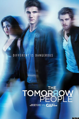 A poster for The Tomorrow People