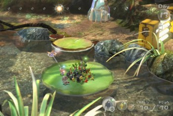 Pikmin 3 features stunning graphics