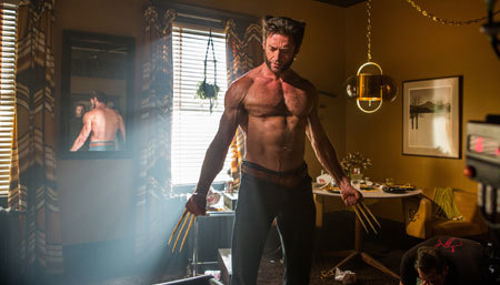 Wolverine is action ready