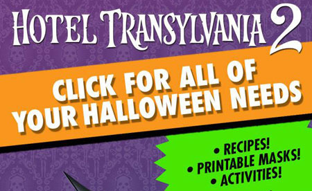 Head to Transylvania for all your Halloween needs!