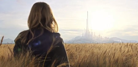 Have your mind blown with the new Tomorrowland trailer