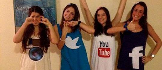 Best Girls' Group Halloween Costumes 2014