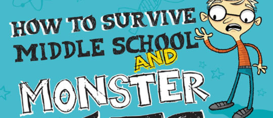 How to Survive in Middle School and Monster Bots Book Review