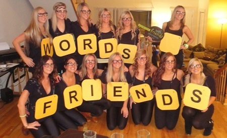 Words With Friends anyone?