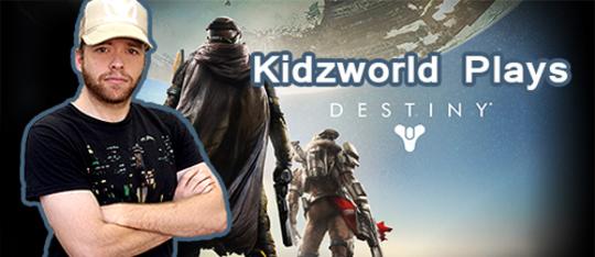 Kidzworld Plays: Destiny