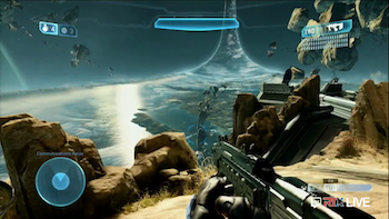 The updated Halo 2 Anniversary is gorgeous!