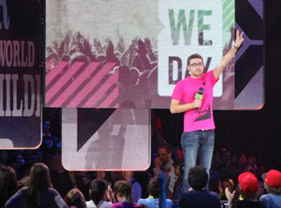 Travis Price, Co-Founder of Pink Shirt Anti Bullying Day