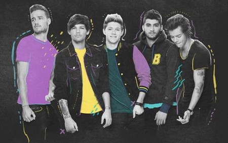 One Direction adds dates to their 2015 tour!
