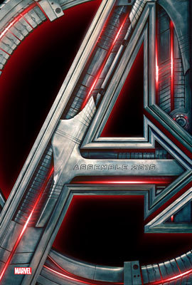 Marvel's Avengers: Age of Ultron Poster