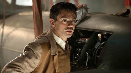 Dominic Cooper as Howard Stark