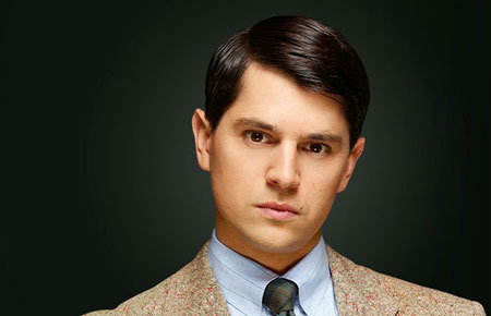 Nicholas D'Agosto will have two faces in Gotham
