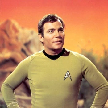 Captain Kirk from the original Star Trek series is likely in the new film