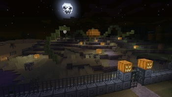 o0o0o0o that's a scary moon!
