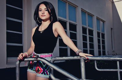 Becky G's bright, urban style is all her own