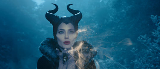 Feature maleficent feat