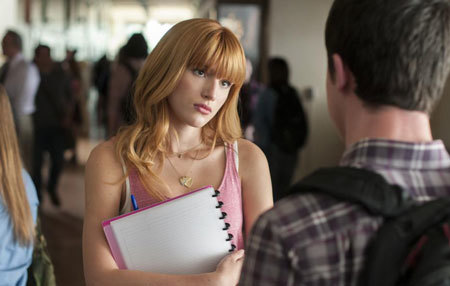 Celia (Bella Thorne) wants a limo for prom