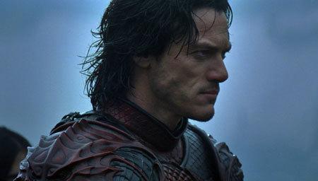 Vlad (Luke Evans) on the battlefield