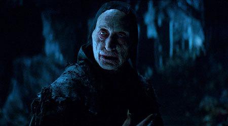 The evil demon/vampire who turns Prince Vlad