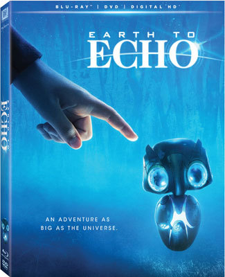 Earth To Echo Blu-ray Cover
